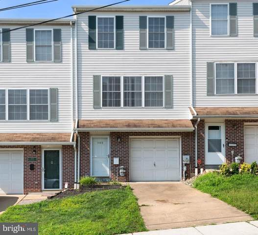 1404 Linden Street, WILMINGTON, DE 19805 (#DENC2002778) :: Sunrise Home Sales Team of Mackintosh Inc Realtors