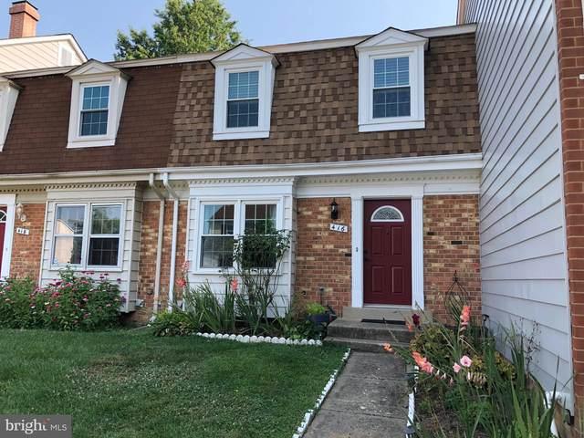 416 Magnolia Court, HERNDON, VA 20170 (#VAFX2009114) :: Debbie Dogrul Associates - Long and Foster Real Estate