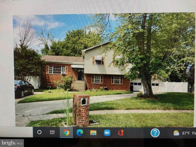 2101 Oak Tree Lane, TEMPLE HILLS, MD 20748 (#MDPG2004534) :: The Gus Anthony Team