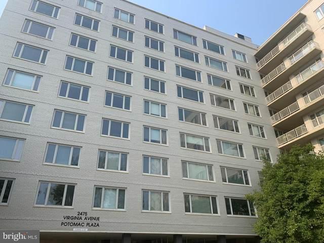 2475 Virginia Avenue NW, WASHINGTON, DC 20037 (#DCDC2005288) :: AJ Team Realty