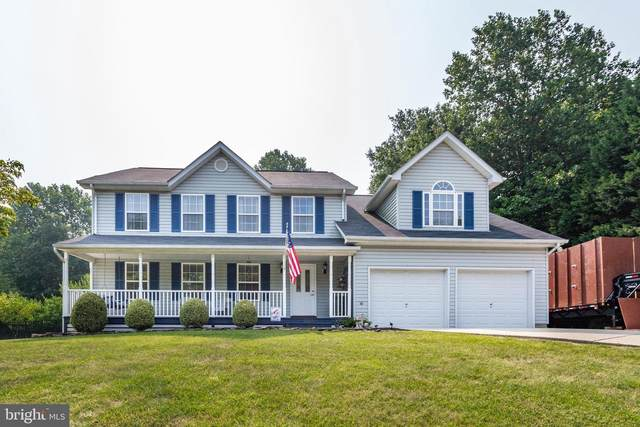 2525 Wineberry Court, HUNTINGTOWN, MD 20639 (#MDCA2000832) :: Gail Nyman Group