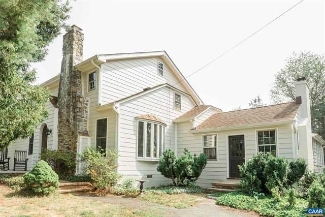 1457 Crozet Ave Avenue, CROZET, VA 22932 (#620156) :: Better Homes Realty Signature Properties