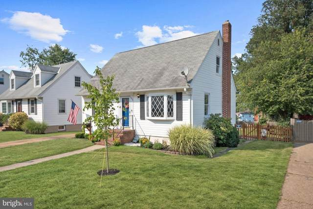 1236 Oakland Terrace Road, BALTIMORE, MD 21227 (#MDBC2004370) :: Ultimate Selling Team