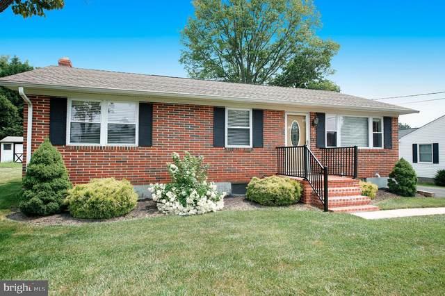 603 Wendellwood Drive, BEL AIR, MD 21014 (#MDHR2001580) :: Crossman & Co. Real Estate