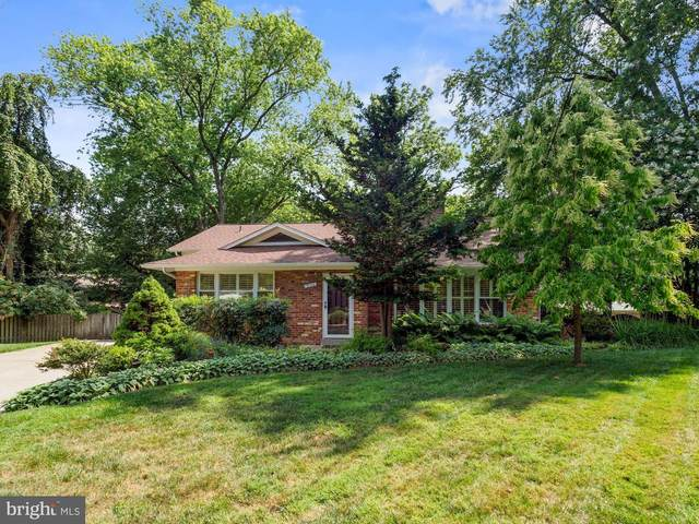 9106 Le Velle Court, CHEVY CHASE, MD 20815 (#MDMC2006484) :: Peter Knapp Realty Group