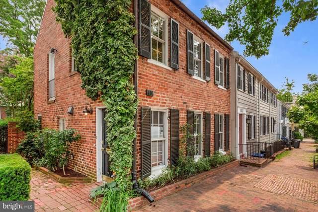 1519 34TH Street NW, WASHINGTON, DC 20007 (#DCDC2005296) :: Crossman & Co. Real Estate