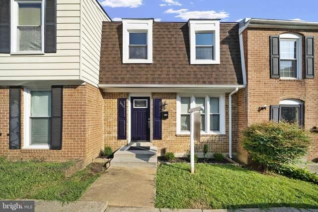 2048 Chadwick Terrace, TEMPLE HILLS, MD 20748 (#MDPG2004564) :: AJ Team Realty