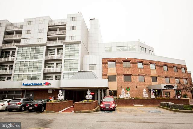 2702 Lighthouse Point E #729, BALTIMORE, MD 21224 (#MDBA2004922) :: The Dailey Group