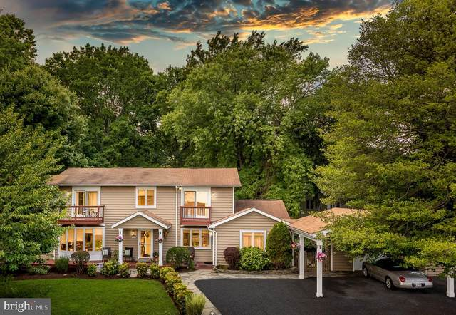 2100 Bay Drive, ANNAPOLIS, MD 21409 (#MDAA2004104) :: The Miller Team