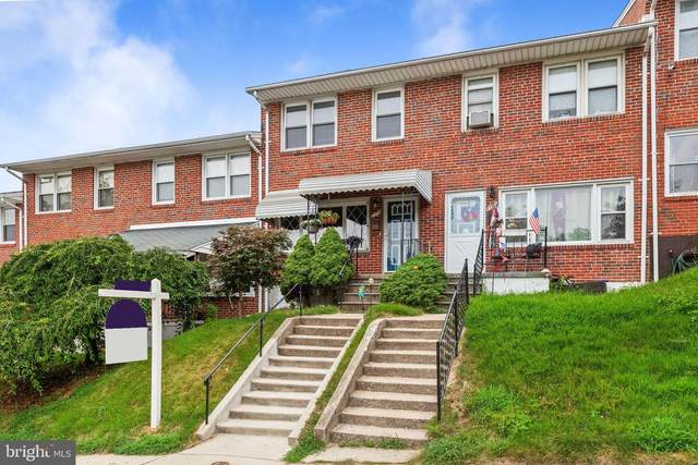 1110 W 43RD Street, BALTIMORE, MD 21211 (#MDBA2004930) :: The MD Home Team