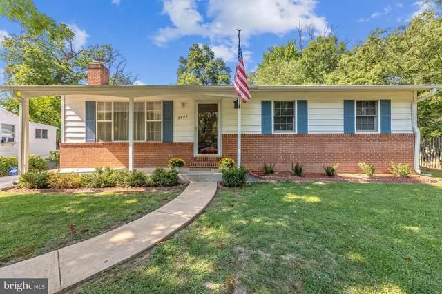 2804 Woodlawn Trail, ALEXANDRIA, VA 22306 (#VAFX2009206) :: Debbie Dogrul Associates - Long and Foster Real Estate