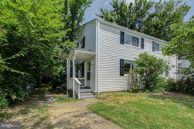 5503 8TH Street S, ARLINGTON, VA 22204 (#VAAR2002234) :: Sunrise Home Sales Team of Mackintosh Inc Realtors