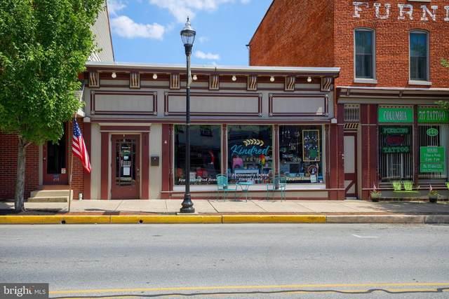 444 - 452 Locust Street, COLUMBIA, PA 17512 (#PALA2002168) :: Lee Tessier Team