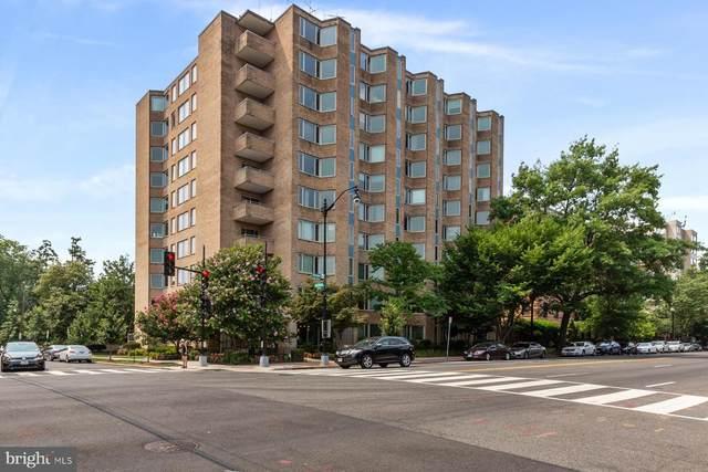 2800 Wisconsin Avenue NW #103, WASHINGTON, DC 20007 (#DCDC2005308) :: Tom & Cindy and Associates