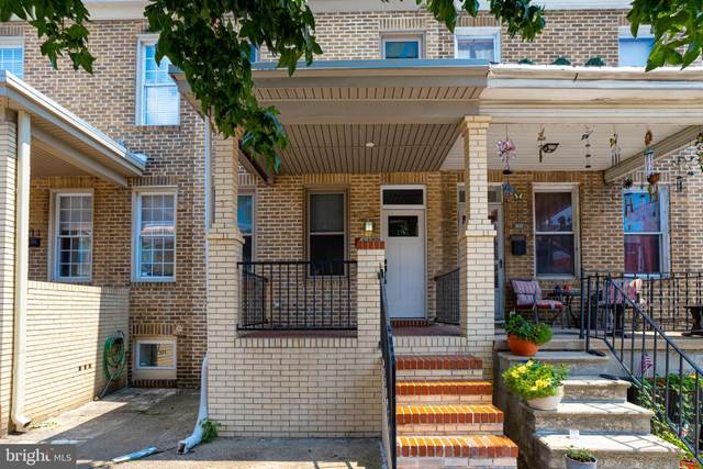 613 Grundy Street, BALTIMORE, MD 21224 (#MDBA2004952) :: Teal Clise Group