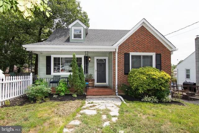 327 2ND Avenue, BALTIMORE, MD 21227 (#MDBC2004396) :: Sunrise Home Sales Team of Mackintosh Inc Realtors