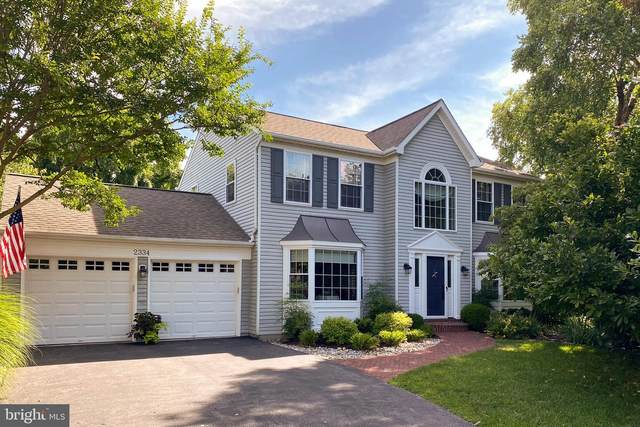 2334 Putnam Lane, CROFTON, MD 21114 (#MDAA2004116) :: Sunrise Home Sales Team of Mackintosh Inc Realtors