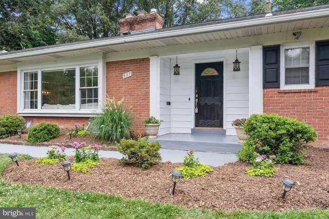 527 Northwest Drive, SILVER SPRING, MD 20901 (#MDMC2006520) :: A Magnolia Home Team