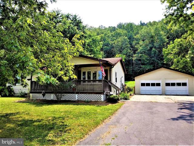 165 Isaac Street, WARDENSVILLE, WV 26851 (#WVHD2000120) :: The Redux Group