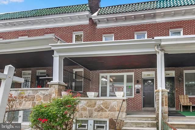 1341 Homestead Street, BALTIMORE, MD 21218 (#MDBA2004962) :: The MD Home Team