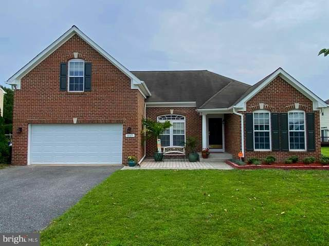 117 Paddock Drive, FRUITLAND, MD 21826 (#MDWC2000624) :: Better Homes Realty Signature Properties