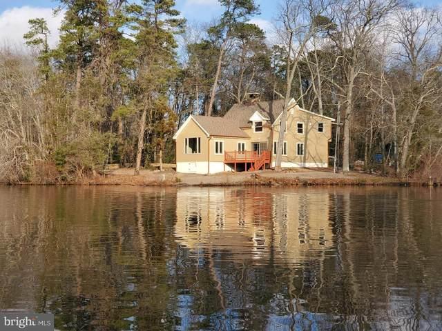 349 Wisteria Street, BROWNS MILLS, NJ 08015 (MLS #NJBL2003076) :: The Dekanski Home Selling Team