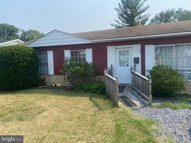 740 W 13TH Street, FRONT ROYAL, VA 22630 (#VAWR2000362) :: The Maryland Group of Long & Foster Real Estate