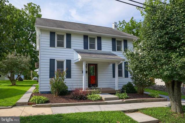 122 W Main Street, HERSHEY, PA 17033 (#PADA2001402) :: Flinchbaugh & Associates