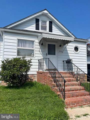 254 Homecrest, EWING, NJ 08638 (#NJME2002216) :: Better Homes Realty Signature Properties