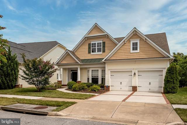 7411 Near Thicket Way, LAUREL, MD 20707 (#MDPG2004636) :: Peter Knapp Realty Group