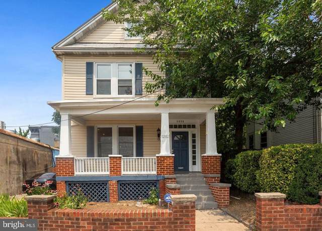 1202 Franklin Street NE, WASHINGTON, DC 20017 (#DCDC2005378) :: Crossman & Co. Real Estate