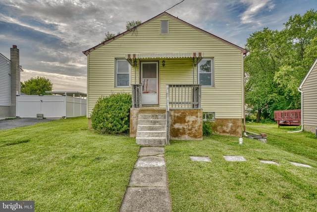 7904 34TH Street, ROSEDALE, MD 21237 (#MDBC2004440) :: The Licata Group / EXP Realty