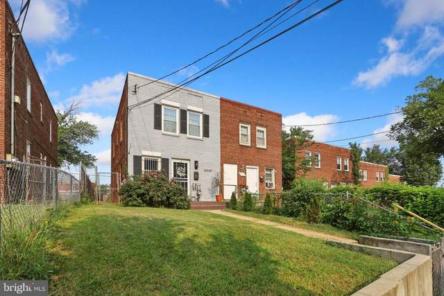 5039 Benning Road SE, WASHINGTON, DC 20019 (#DCDC2005384) :: Corner House Realty