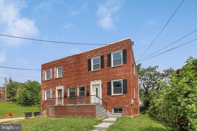 116 Yuma Street SE, WASHINGTON, DC 20032 (#DCDC2005388) :: Cortesi Homes