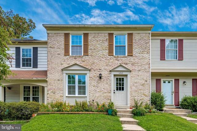 14949 Carriage Square Drive, SILVER SPRING, MD 20906 (#MDMC2006628) :: SURE Sales Group