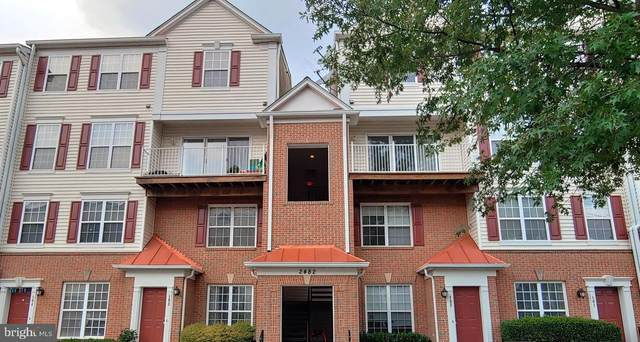 2482 Angeline Drive #301, HERNDON, VA 20171 (#VAFX2009348) :: The Putnam Group