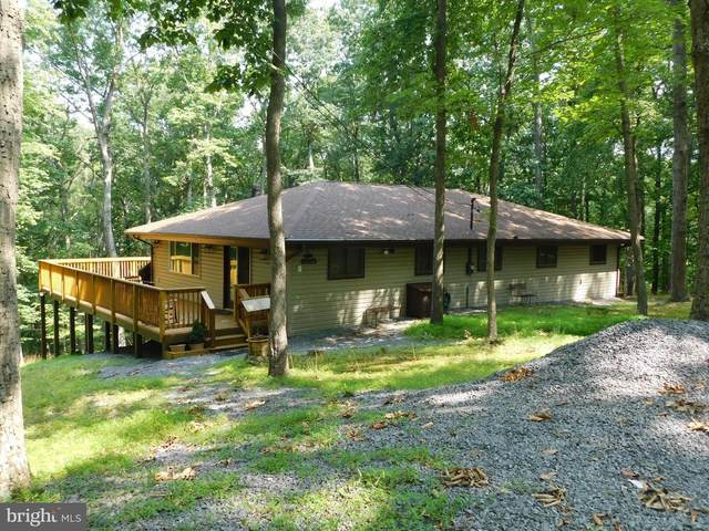 355 Ruffed Grouse Lane, HEDGESVILLE, WV 25427 (#WVBE2001068) :: The Redux Group
