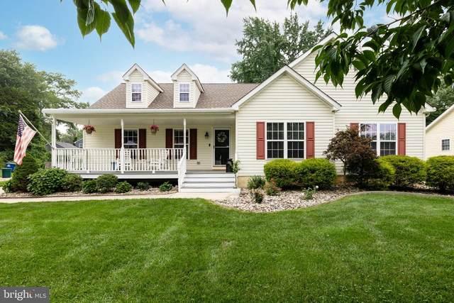 144 Coleman Terrace, MOORESTOWN, NJ 08057 (#NJBL2003104) :: Sunrise Home Sales Team of Mackintosh Inc Realtors