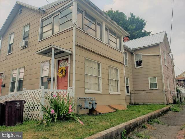 627 Columbia Avenue, CUMBERLAND, MD 21502 (#MDAL2000326) :: The Redux Group