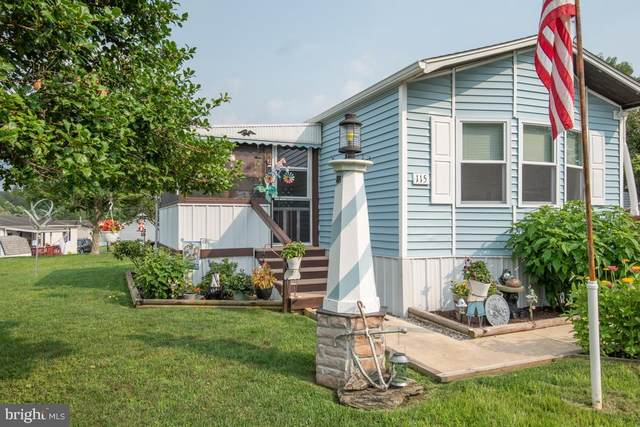 115 Dovefield Drive, LANCASTER, PA 17603 (#PALA2002222) :: Realty ONE Group Unlimited