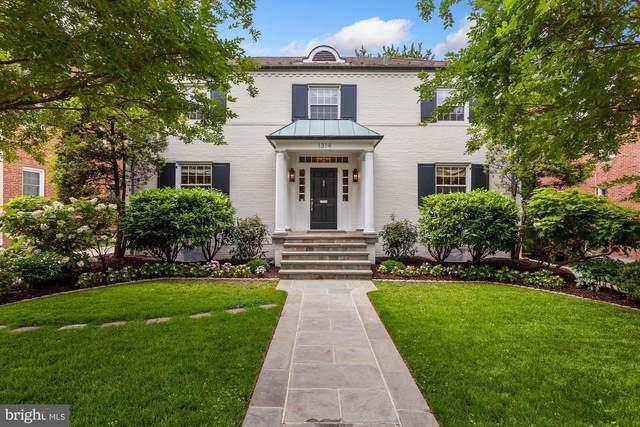 1314 21ST Street S, ARLINGTON, VA 22202 (#VAAR2002282) :: Debbie Dogrul Associates - Long and Foster Real Estate