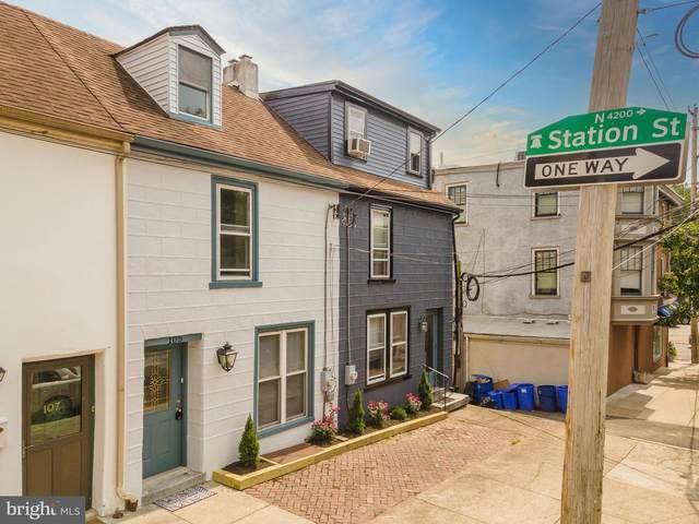 105 Pensdale Street, PHILADELPHIA, PA 19127 (#PAPH2012246) :: Sail Lake Realty