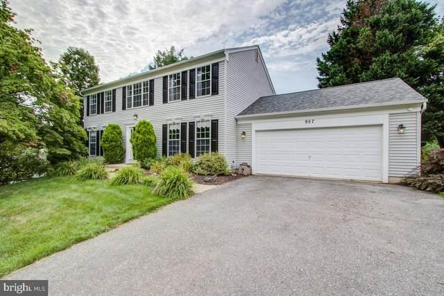 957 Pointer Ridge Drive, GAITHERSBURG, MD 20878 (#MDMC2006680) :: Murray & Co. Real Estate