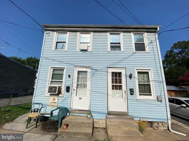 32 Sherman Street, LANCASTER, PA 17602 (#PALA2002226) :: Iron Valley Real Estate