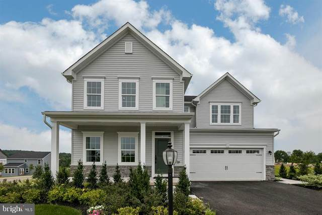 6969 Merle Court, FREDERICK, MD 21703 (#MDFR2002530) :: AJ Team Realty