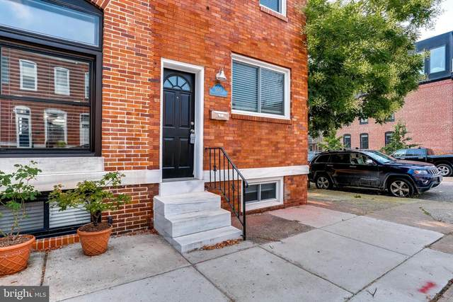 600 S Belnord Avenue, BALTIMORE, MD 21224 (#MDBA2005070) :: The MD Home Team