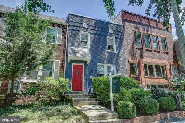 231 Warren Street NE, WASHINGTON, DC 20002 (#DCDC2005454) :: The Lisa Mathena Group