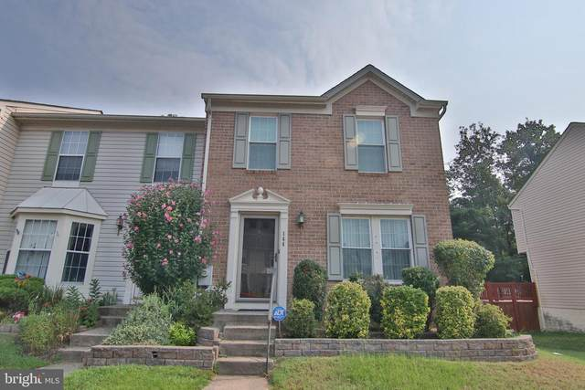 144 Foxview Drive, GLEN BURNIE, MD 21061 (#MDAA2004184) :: Better Homes Realty Signature Properties