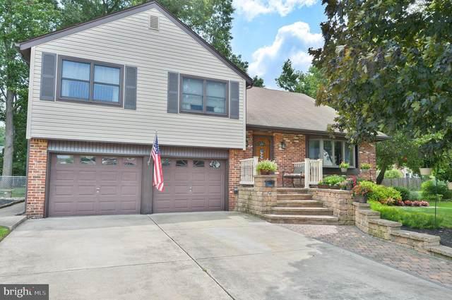 112 Harvey Place, MOUNT LAUREL, NJ 08054 (MLS #NJBL2003134) :: Kiliszek Real Estate Experts