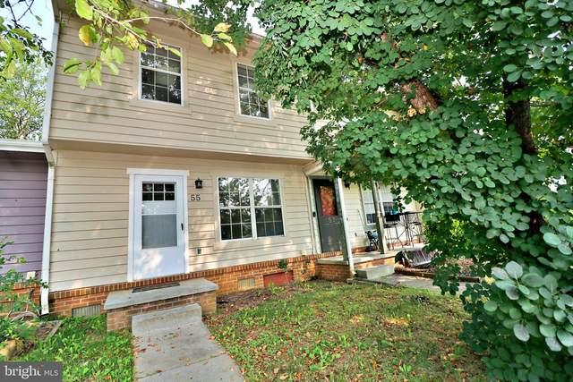 55 Mallard Court, CHARLES TOWN, WV 25414 (#WVJF2000460) :: Better Homes Realty Signature Properties